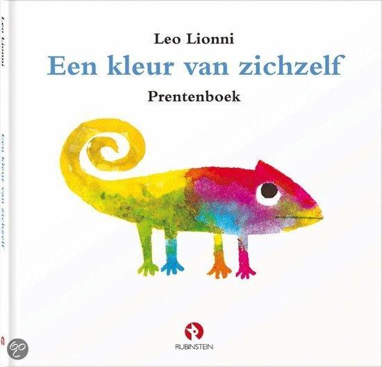 Een kleur van zichzelf leo lionni 9789047608462 boeken - Kleur van een volwassen kamer ...