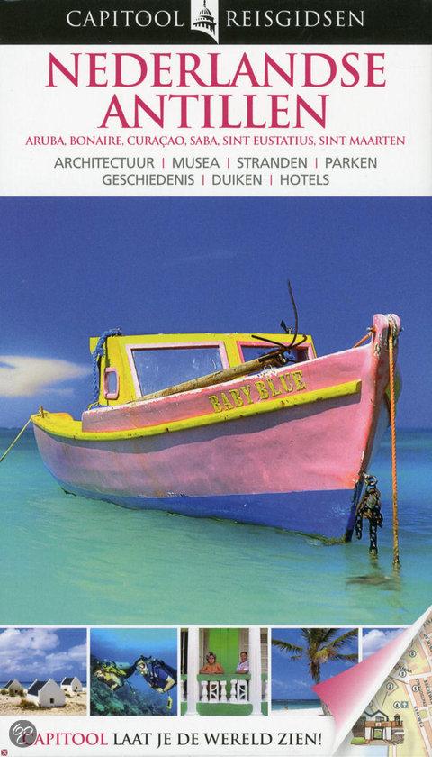 Capitool reisgids Nederlandse Antillen