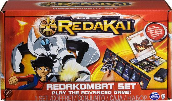 Afbeelding van het spel Redakai Redakombat Set