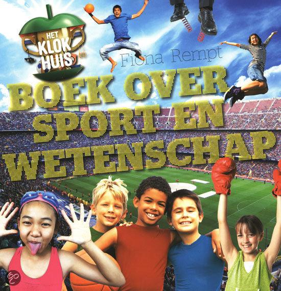 Boek over sport en wetenschap