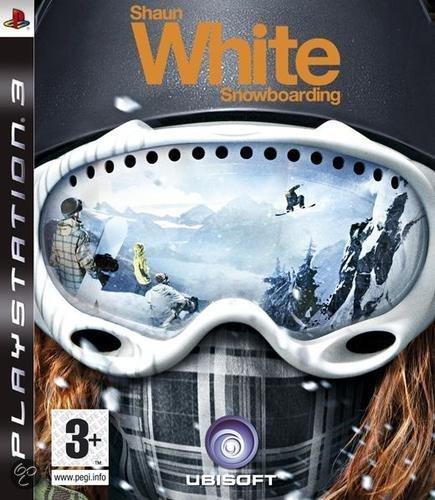 Ubisoft Shaun White Snowboarding - PlayStation 3