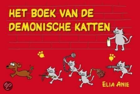 Het Boek Van De Demonische Katten