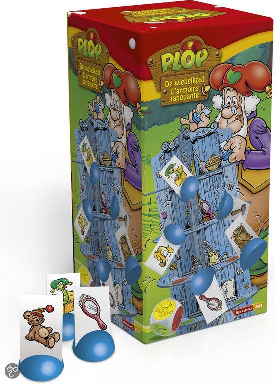 Afbeelding van het spel Kabouter Plop - De Wiebelkast