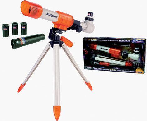 Speelgoed telescoop