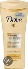 Dove Sunshine Beauty - Bodylotion