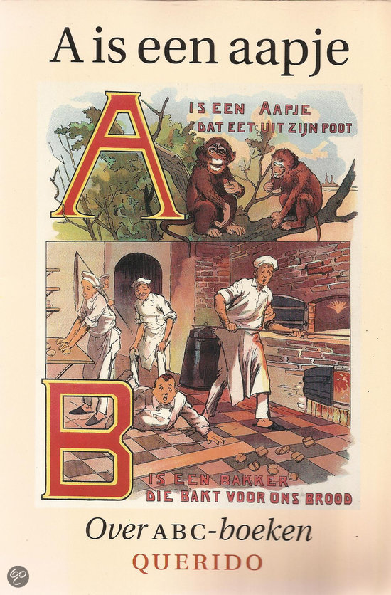 A is een aapje