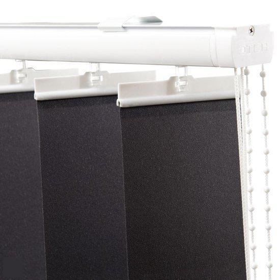 Lamellen 89mm 8 9x250 donkergrijs - Badkamer kantelen ...