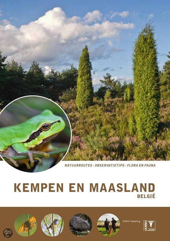 Kempen en Maasland - natuurreisgids Belgie