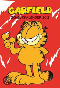 Scheurkalender 2012 Garfield