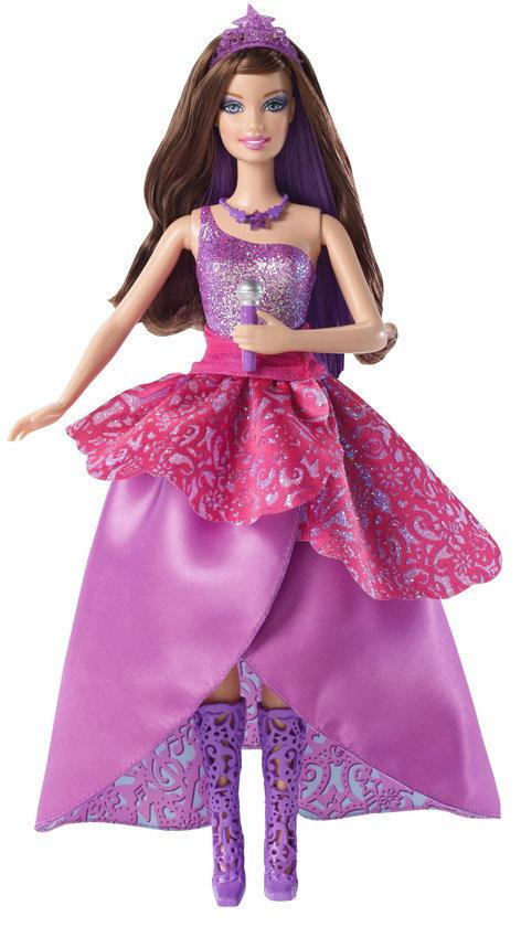 Barbie Keira Popster