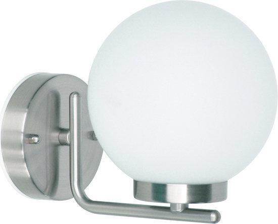 Design Wandverlichting Badkamer : Bol ranex terano wandlamp badkamer chroom