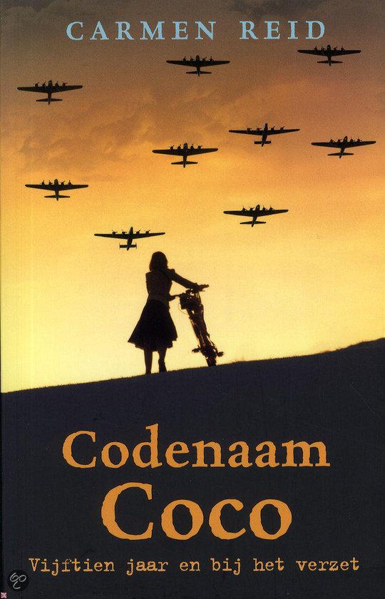 Codenaam Coco – Carmen Reid