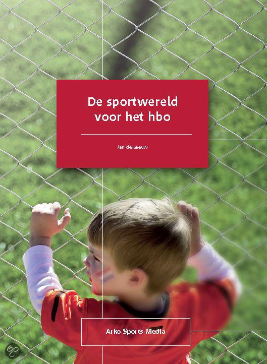 De sportwereld voor het hbo