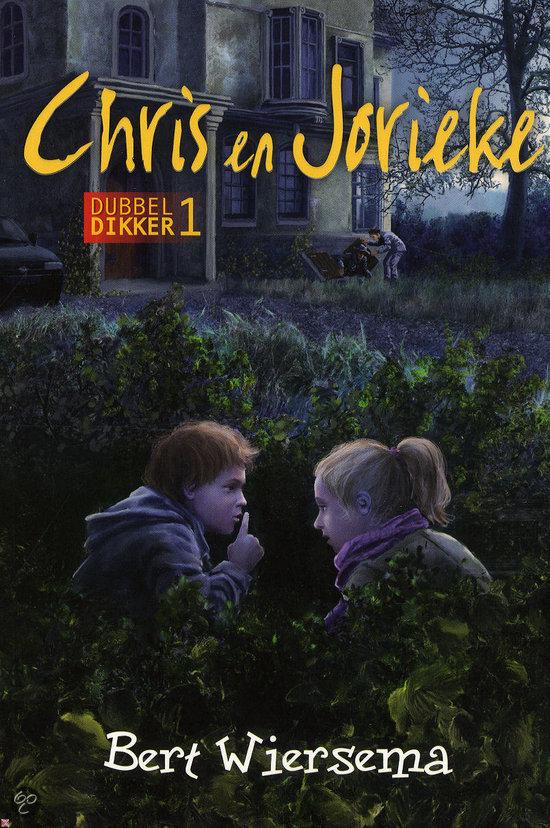 Chris en Jorieke / Dubbeldikker 1 / druk Heruitgave