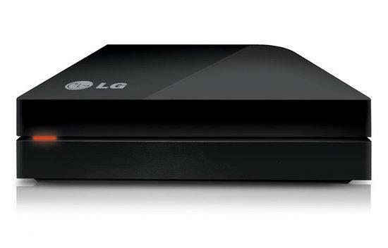 LG SP520 - Mediaplayer