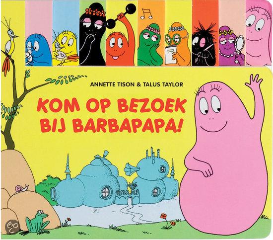 Kom op bezoek bij Barbapapa!