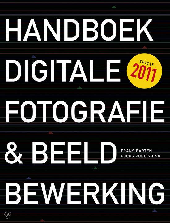 Handboek digitale fotografie & beeldbewerking