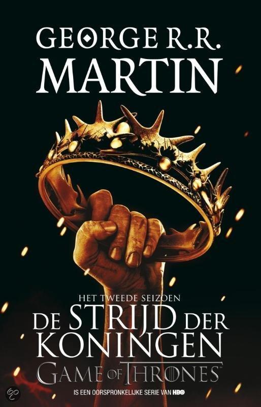 Het Lied van IJs en Vuur - De strijd der koningen deel 2