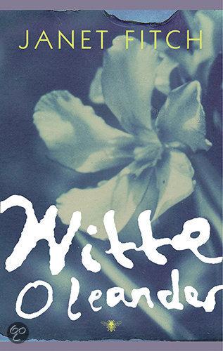 Witte Oleander