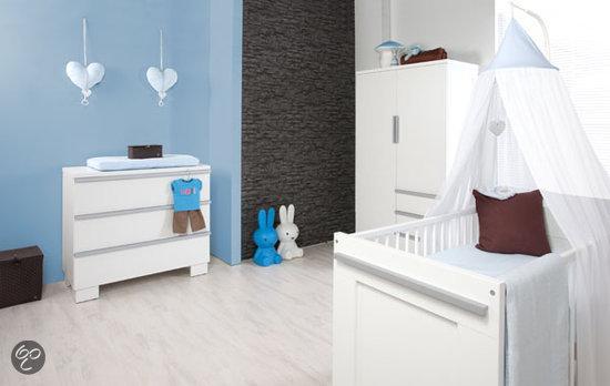 bol | bebies first floris complete babykamer - wit, Deco ideeën