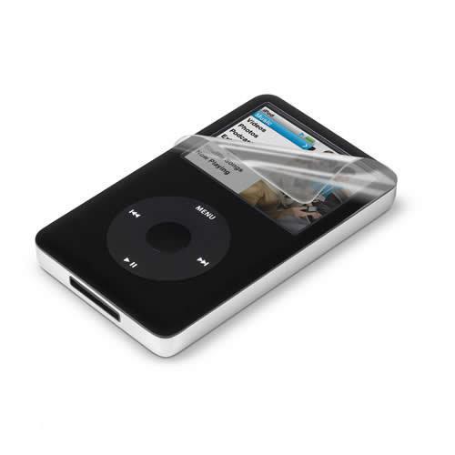 Belkin ClearScreen beschermfolie voor iPod classic