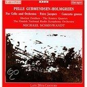 Gudmundsen-Holmgreen: For Cello & Orchestra, etc /Schonwandt