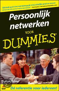 Persoonlijk netwerken voor Dummies