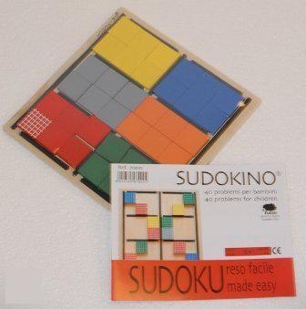 Afbeelding van het spel Sudokino