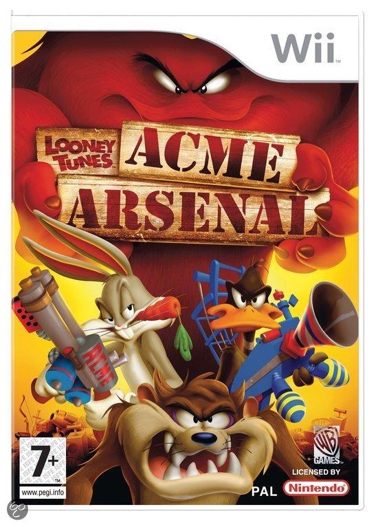 Looney Tunes - Acme Arsenal kopen