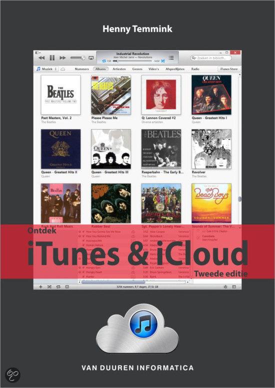 Ontdek iTunes & iCloud
