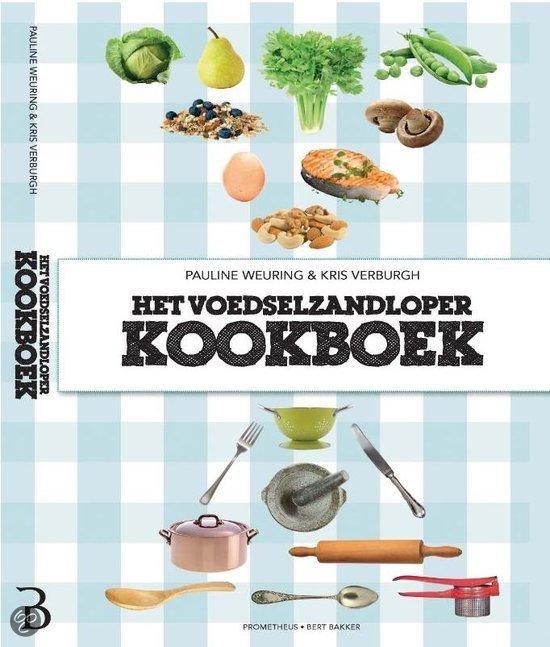 het voedselzandloper kookboek kris verburgh