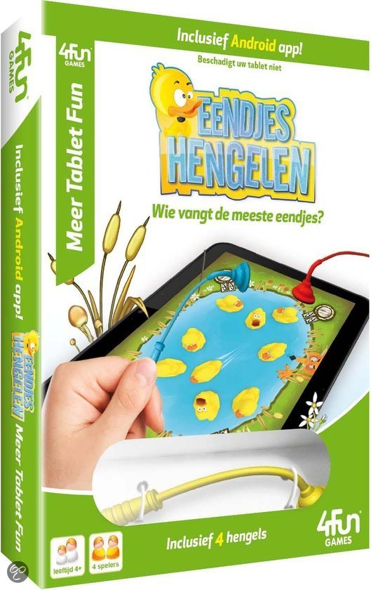 i-Fun Games Android Eendjes Hengelen