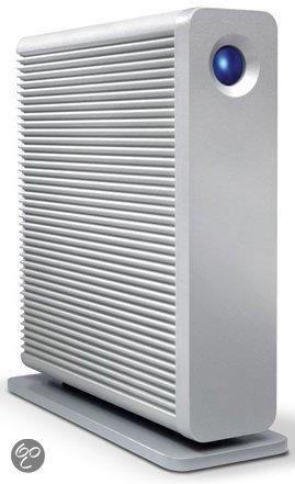 LaCie d2 Quadra 3TB - Externe harde schijf / Aluminium