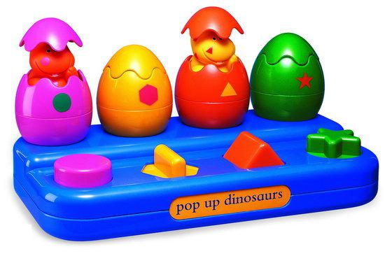 Tolo Pop Up Dinosaurussen