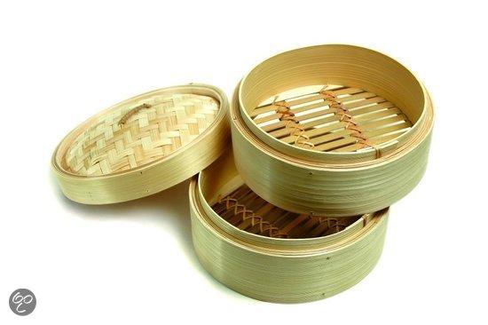Bamboe stoommand