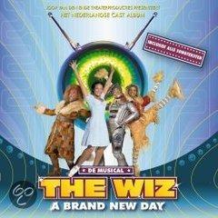 The Wiz + DVD (Nederlandse cast)