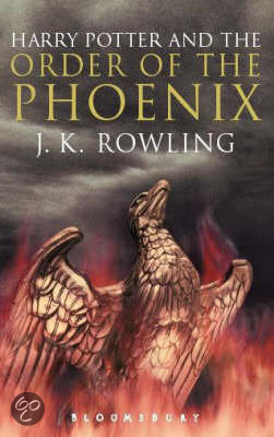 cover Harry Potter and the Order of the Phoenix