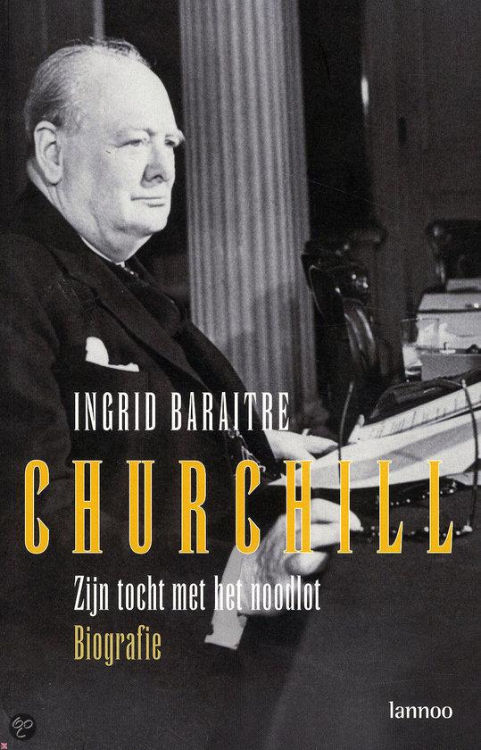 Churchill. Zijn toch met het noodlot