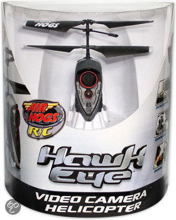 Air Hogs Hawkeye - RC Helicopter