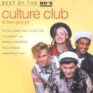 Culture Club & Boy George: Best Of The 80's