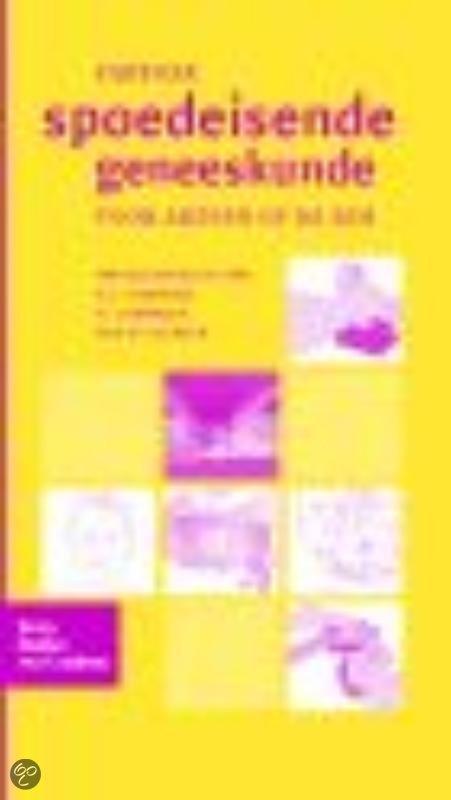 Zakboek spoedeisende geneeskunde