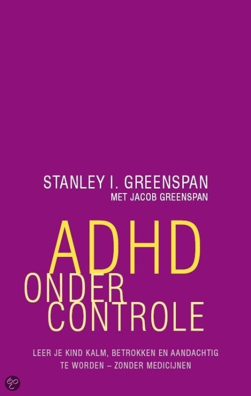 Adhd Onder Controle