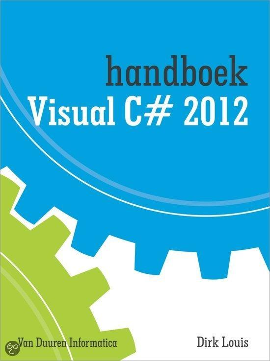 Handboek Visual C# 2012