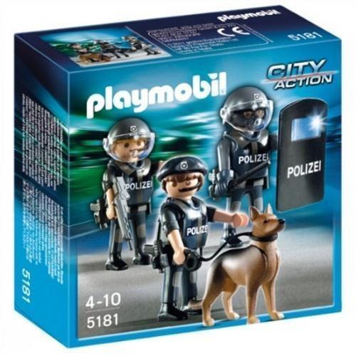 Playmobil Speciale Eenheid - 5181