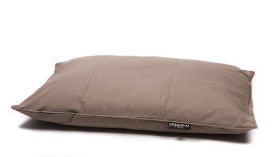 Bench Met Kussen : Bol.com dogbed kussen bench taupe 100x70 cm