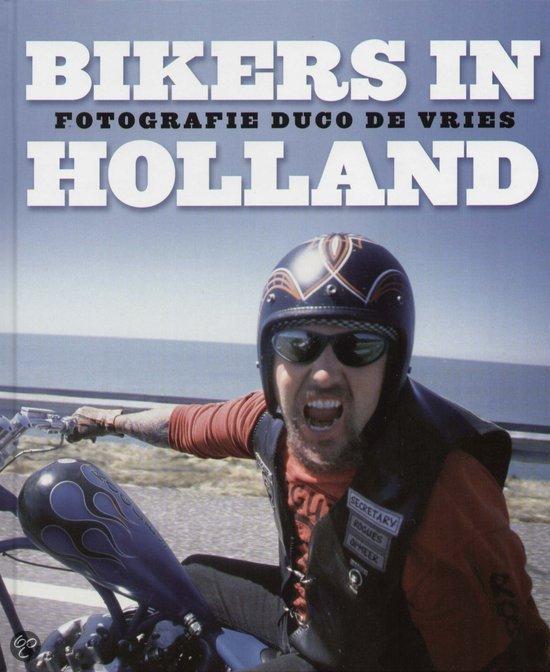 Bikers In Holland