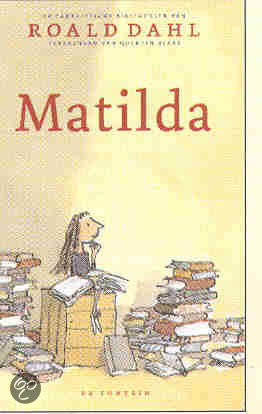 De fantastische bibliotheek van Roald Dahl - Matilda