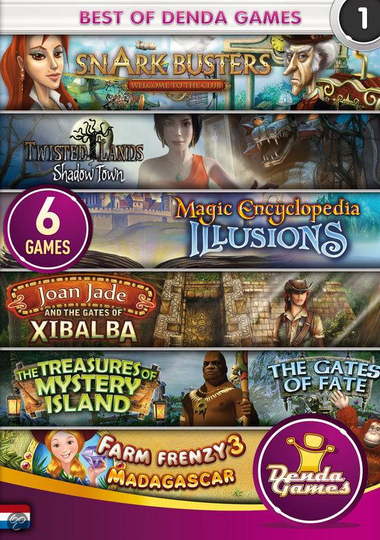 Best of Denda Games - 6 Pack