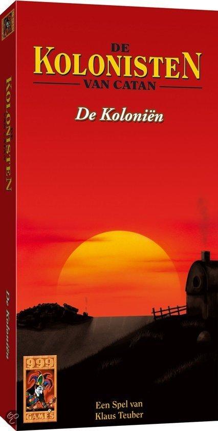 Afbeelding van het spel Kolonisten van Catan: scenario 'De Koloniën'