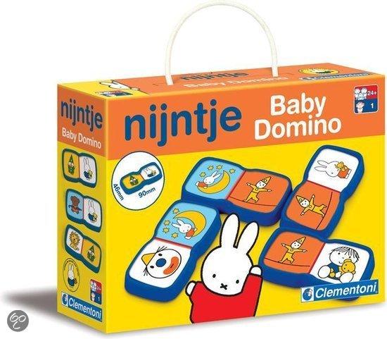 Afbeelding van het spel Clementoni Nijntje Baby Domino